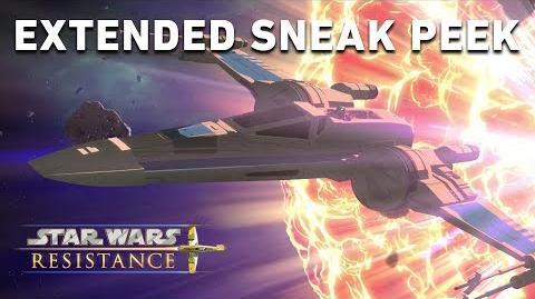 Extended Sneak Peek Star Wars Resistance