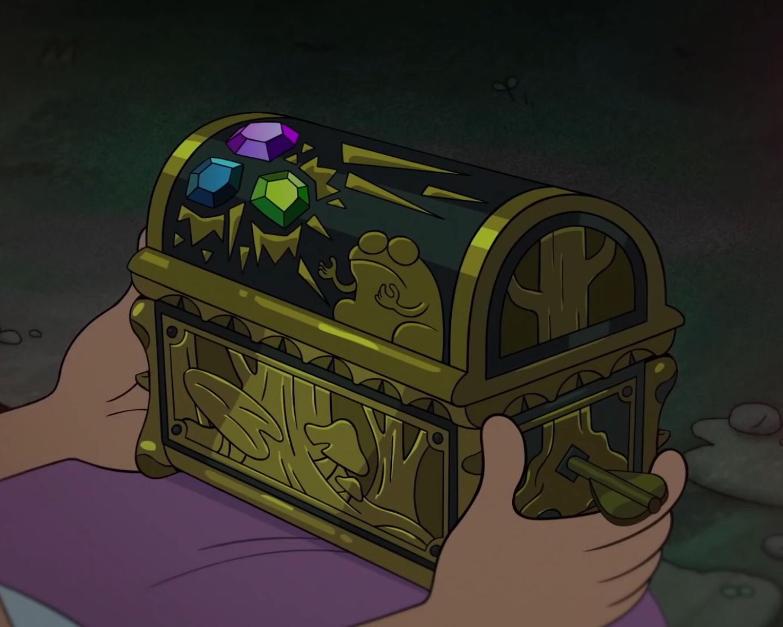 Calamity Box