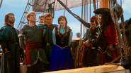 Once Upon a Time - 4x09 - Fall - Anna and Kristoff Hostage
