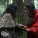 Once Upon a Time - 6x21 - The Final Battle Part 2 - Lucy and Tiger Lily.jpg