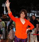 Sigourney Weaver WALL-E premiere