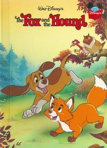 The Fox and the Hound (Disney's Wonderful World of Reading)