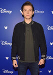 Tom Holland D23 Expo