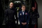 Agents of S.H.I.E.L.D. - 5x14 - The Devil Complex - Photography - Creed, Hale and Ivanov