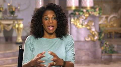 Beauty and the Beast Audra McDonald Official Movie Interview