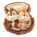 CHIP'N'DALE ORGANIC PARTY Chip & Dale stuffed toy