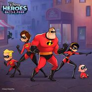 DHBM The Incredibles Contest 2018