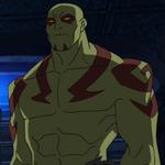 Drax UltimateSpider-Man
