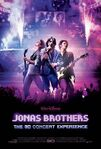Jonas Brothers The 3D Concert Experience (poster)