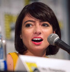 Kate Micucci SDCC
