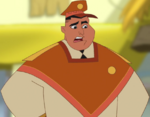 Officer Achamare