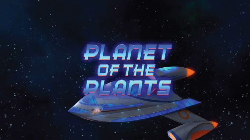 Planet of the Plants