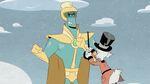 Scrooge vs. Lunaris