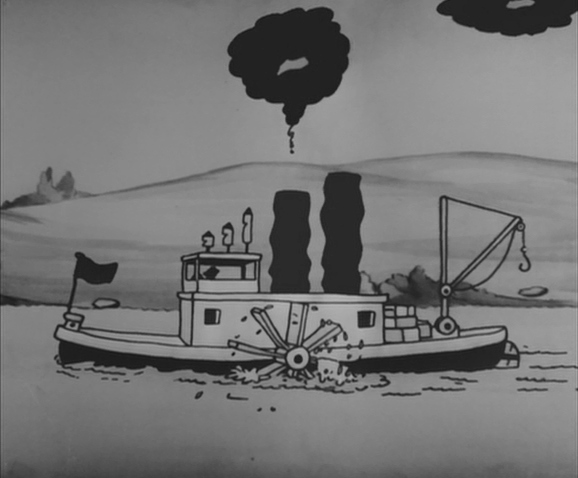Steamboat Willie Riverboat