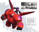 The Art of Big Hero 6 (artbook) 097