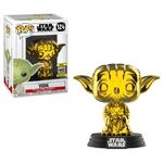 Yoda Gold Chrome POP
