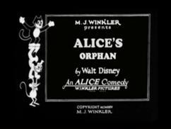 Alice's Orphan