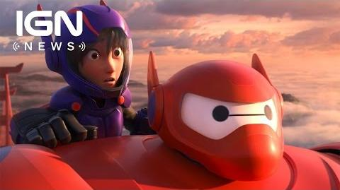 Big Hero 6 Series Official Announced - IGN News