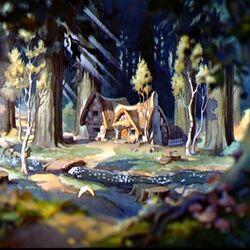 Casa dos Sete Anões