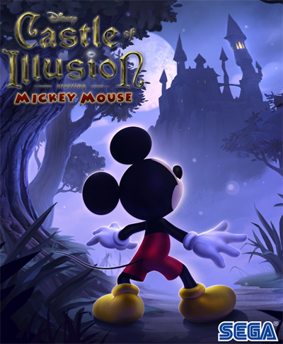 Castle of Illusion starring Mickey Mouse (vídeo game de 2013)