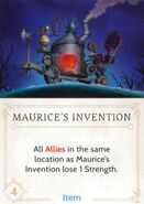 DVG Maurice's Invention
