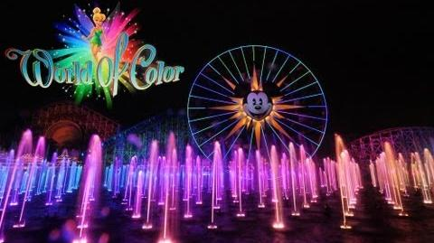 Disney's World of Color California Adventure 2013- 1080P HD Panasonic Lumix GH3