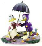 Donald & Daisy Fantasia 2000 WDCC