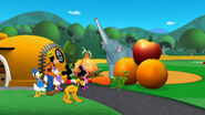 Elephant trumpeting mickey mouse clubhouse