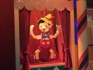 Pinocchio in It's a Small World at Hong Kong Disneyland 2020
