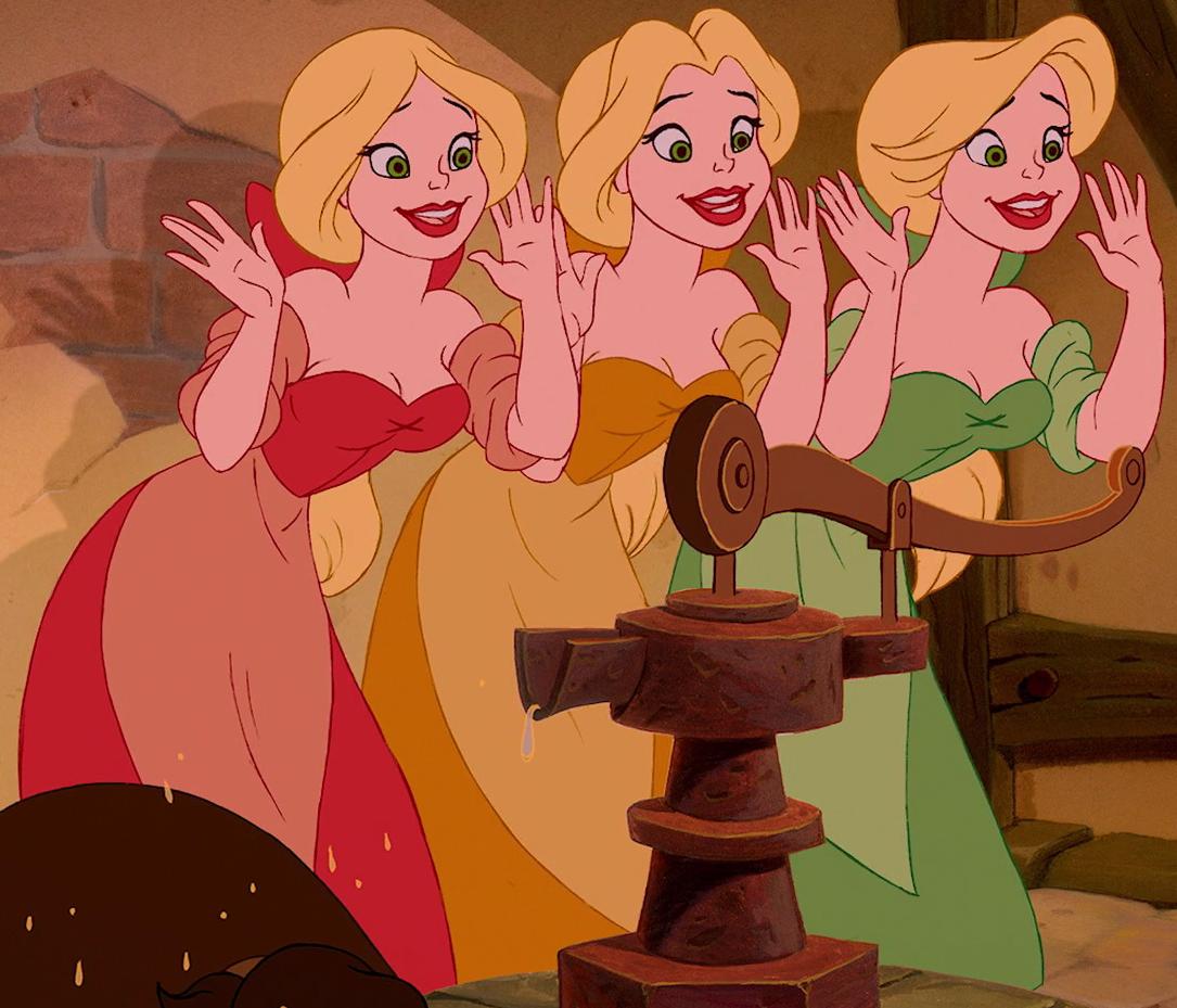 The Bimbettes Disney Wiki Fandom