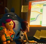 Totoro ToyStory3