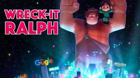 Wreck It Ralph 2 Anuncio Oficial por Walt Disney Animation Studios