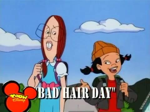 Bad Hair Day (Recess)