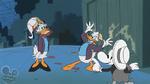 Donald Daisy Dennis the Duck