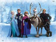 Frozen full character