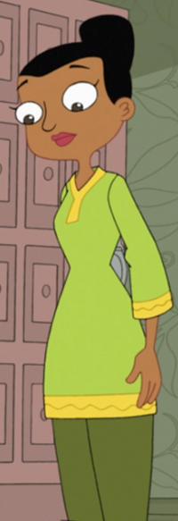 Mrs. Tjinder