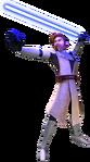 Obi Wan Kenobi CW Sable