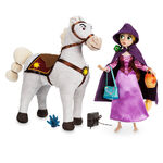Rapunzel and Maximus Adventure Playset