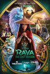 Raya and the Last Dragon poster 1