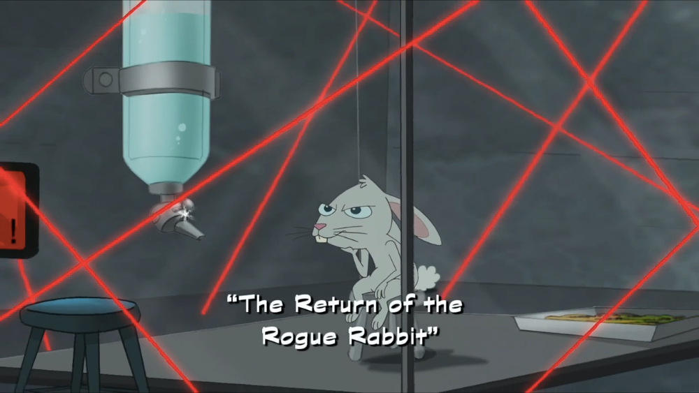 The Return of the Rogue Rabbit