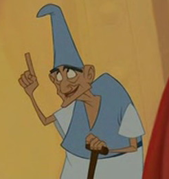 Rudy (The Emperor's New Groove)