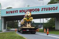 Slinky Dog Dash Vehicle