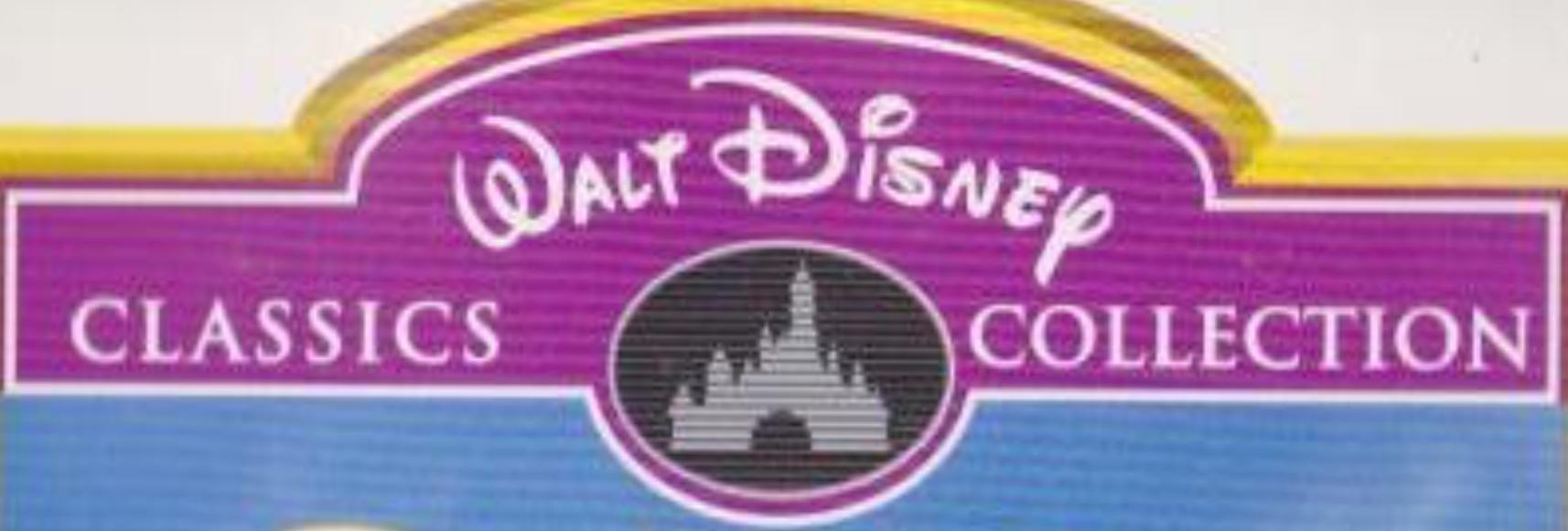 Walt Disney Classics Collection (Australian VHS Series)