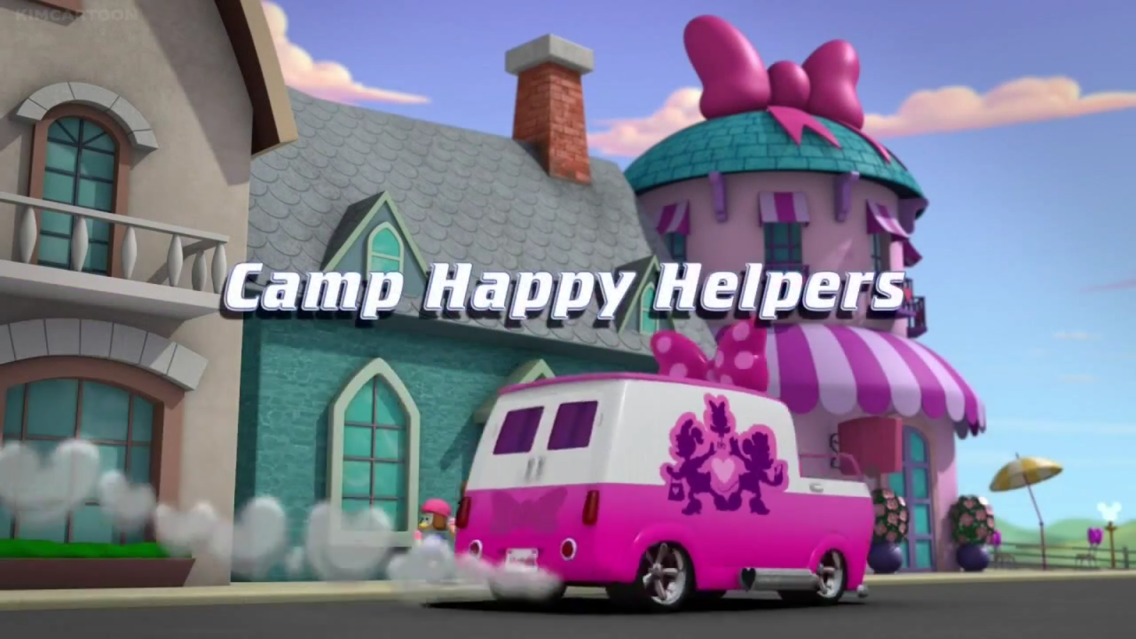 Camp Happy Helpers