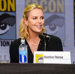 Charlize Theron SDCC