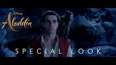 Disney's Aladdin - Special Look In Theaters May 24
