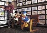 Disney Director Scribner Movie
