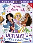Disney princess sticker collection 2020