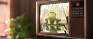 Frog naveen in us again