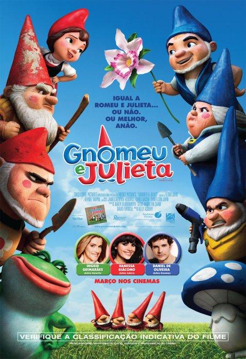 Gnomeu e Julieta
